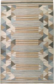 Vintage Modernist Kilim, No. 18871 - Galerie Shabab