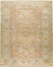 Antique Agra Carpet, No. 18961 - Galerie Shabab