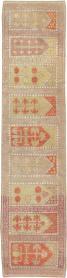 Antique Khotan Saph Runner, No. 18987 - Galerie Shabab