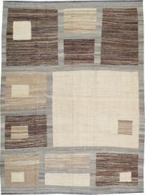 Vintage Kilim, No. 18992 - Galerie Shabab