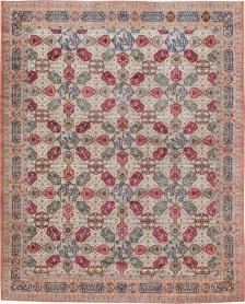 Antique Lahore Carpet, No. 19073 - Galerie Shabab