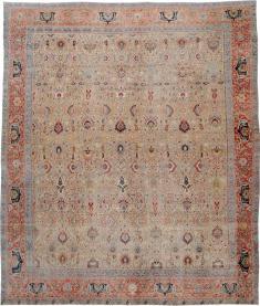 Antique Bidjar Carpet, No. 19090 - Galerie Shabab