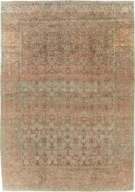 Antique Isfahan Carpet, No. 19160 - Galerie Shabab
