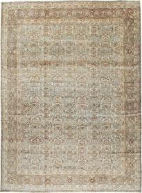 Antique Lavar Kerman Carpet, No. 19161 - Galerie Shabab