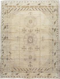 Vintage Khotan Carpet, No. 19166 - Galerie Shabab