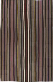 Vintage Kilim, No. 19188 - Galerie Shabab