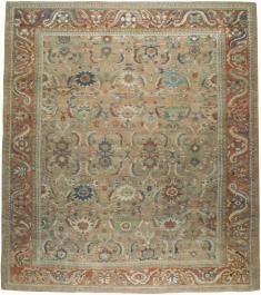A Mahal Carpet, No. 19241 - Galerie Shabab