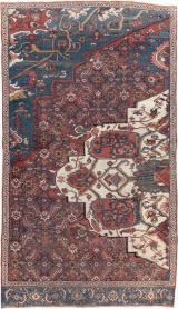 Antique Bidjar Sampler Rug, No. 19947 - Galerie Shabab