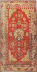 Antique Khotan Carpet, No. 19985 - Galerie Shabab