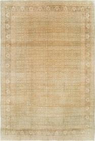 Antique Lavar Kerman Carpet, No. 20039 - Galerie Shabab
