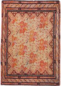 Antique Fereghan Rug, No. 20117 - Galerie Shabab