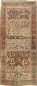 Antique Joshegan Gallery Carpet, No. 20171 - Galerie Shabab