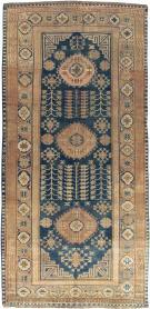 Antique Kirghiz Rug, No. 20192 - Galerie Shabab