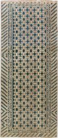 Antique Kirghiz Gallery Carpet, No. 20193 - Galerie Shabab