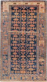 Antique Kirghiz Gallery Carpet, No. 20197 - Galerie Shabab