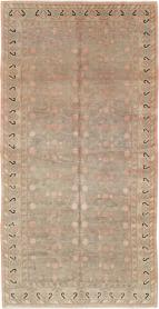 Antique Khotan Gallery Carpet, No. 20210 - Galerie Shabab