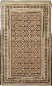 Antique Samarkand Rug, No. 20212 - Galerie Shabab
