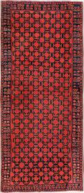Antique Kirghiz Gallery Carpet, No. 20219 - Galerie Shabab