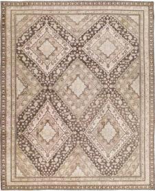 Antique Square Khotan, No. 20278 - Galerie Shabab