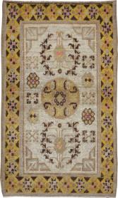 Antique Khotan Rug, No. 20287 - Galerie Shabab