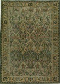 Antique Lahore Carpet, No. 20295 - Galerie Shabab