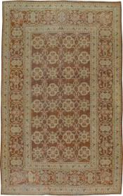 Antique Samarkand Carpet, No. 20307 - Galerie Shabab