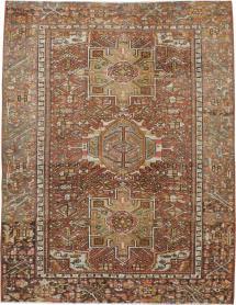 Antique Karajeh Persian Rug, No. 20425 - Galerie Shabab
