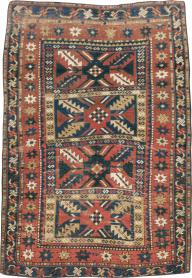Antique Kazak Rug, No. 20467 - Galerie Shabab