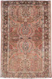 Antique Hamadan Rug, No. 20493 - Galerie Shabab