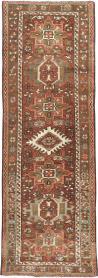 Antique Karajeh Runner, No. 20499 - Galerie Shabab