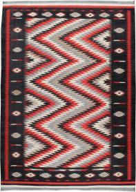 Vintage Dhurrie, No. 20550 - Galerie Shabab