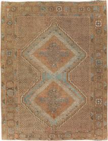 Antique Afshar Rug, No. 20651 - Galerie Shabab