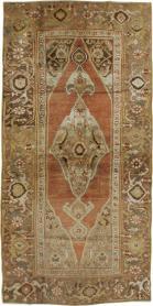 Antique Kurd Bidjar Rug, No. 20734 - Galerie Shabab