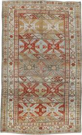 Antique Bidjar Rug, No. 20762 - Galerie Shabab