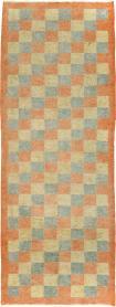 Vintage Anatolian Distressed Rug, No. 20806 - Galerie Shabab