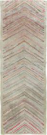 Vintage Anatolian Distressed Rug, No. 20818 - Galerie Shabab