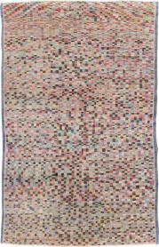 Vintage Anatolian Distressed Carpet, No. 20829 - Galerie Shabab