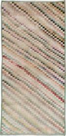 Vintage Anatolian Distressed Rug, No. 20839 - Galerie Shabab