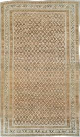 Antique Persian Bibikabad Rug, No. 20857 - Galerie Shabab