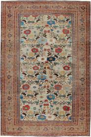 Antique Sultanbad Carpet, No. 20872 - Galerie Shabab