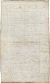 Antique Cotton Agra Rug, No. 20944 - Galerie Shabab