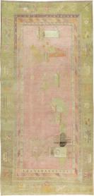 Antique Khotan Gallery Carpet, No. 21034 - Galerie Shabab