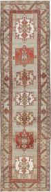 Antique Karajeh Rug, No. 21057 - Galerie Shabab
