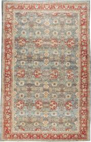 Antique Bibikabad Carpet, No. 21085 - Galerie Shabab
