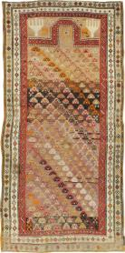 Antique Kurdish Rug, No. 21137 - Galerie Shabab