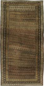 Antique Kurdish Rug, No. 21157 - Galerie Shabab