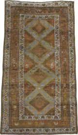 Antique Kurdish Rug, No. 21196 - Galerie Shabab