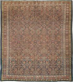 Antique Lahore Carpet, No. 21203 - Galerie Shabab