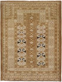 Vintage Baluch Rug, No. 21232 - Galerie Shabab