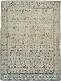 Antique Afshar Square Rug, No. 21280 - Galerie Shabab